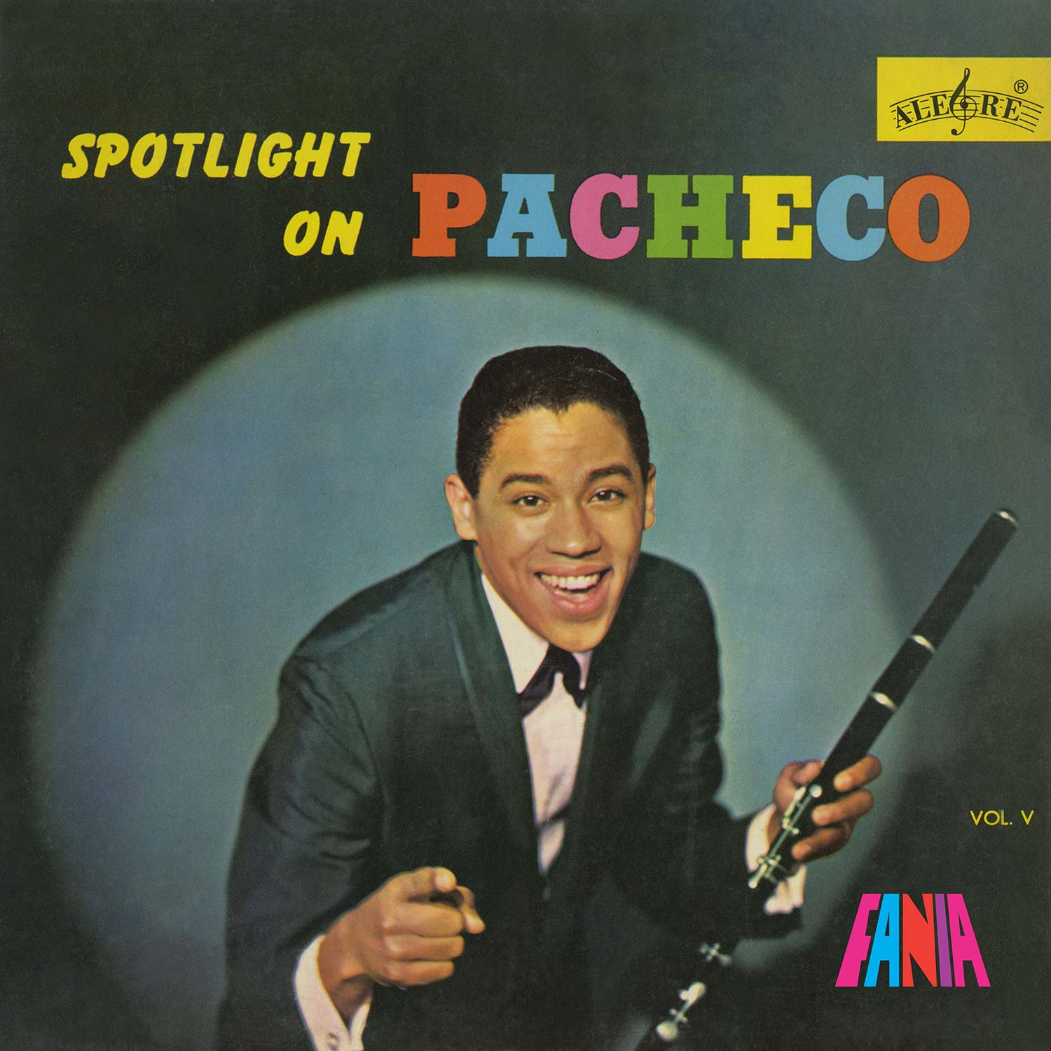 "Imagen destacada de ""Johnny Pacheco - Spotlight On Pacheco - Vol. V """