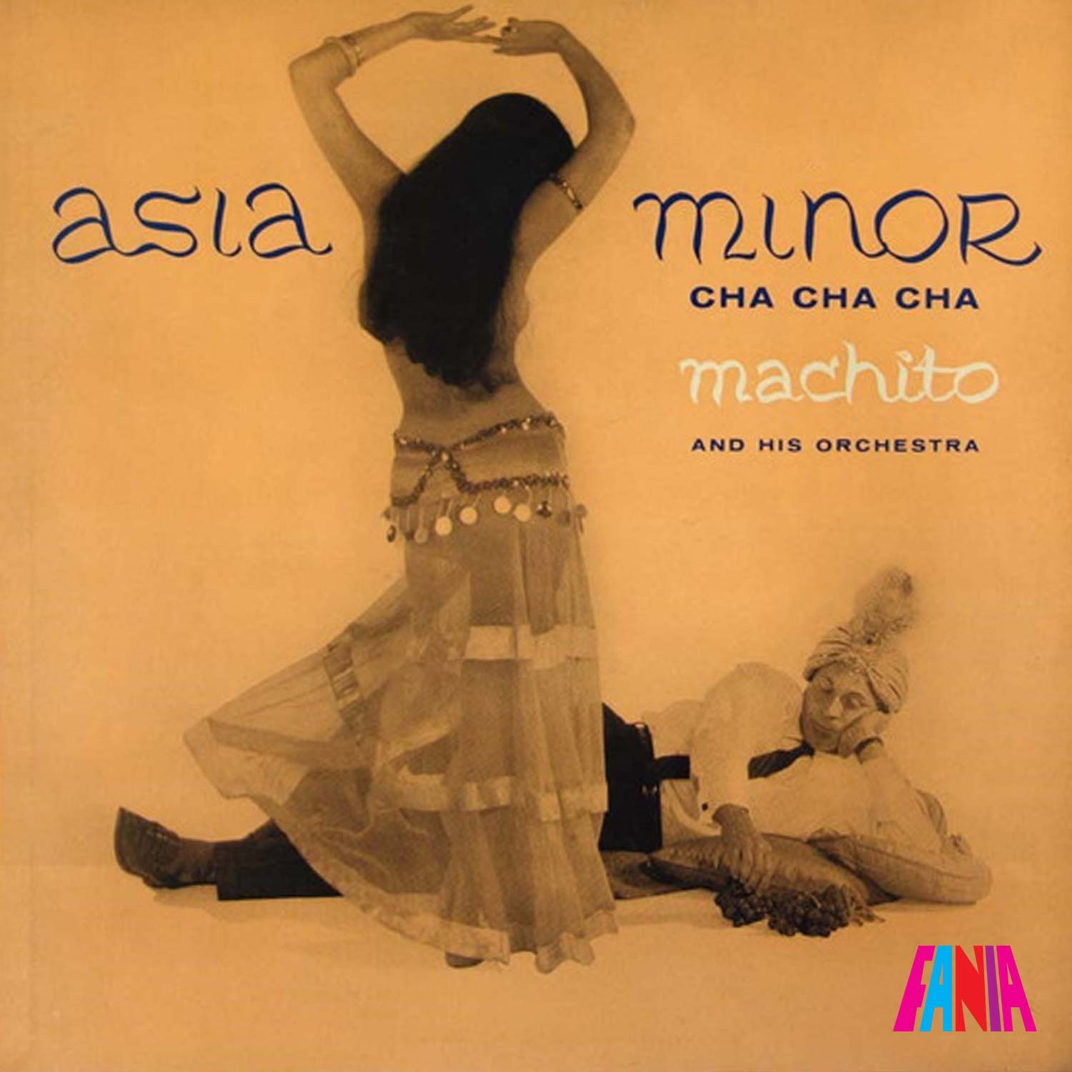 "Imagen destacada de ""Machito And His Orchestra - Asia Minor Cha Cha Cha"""