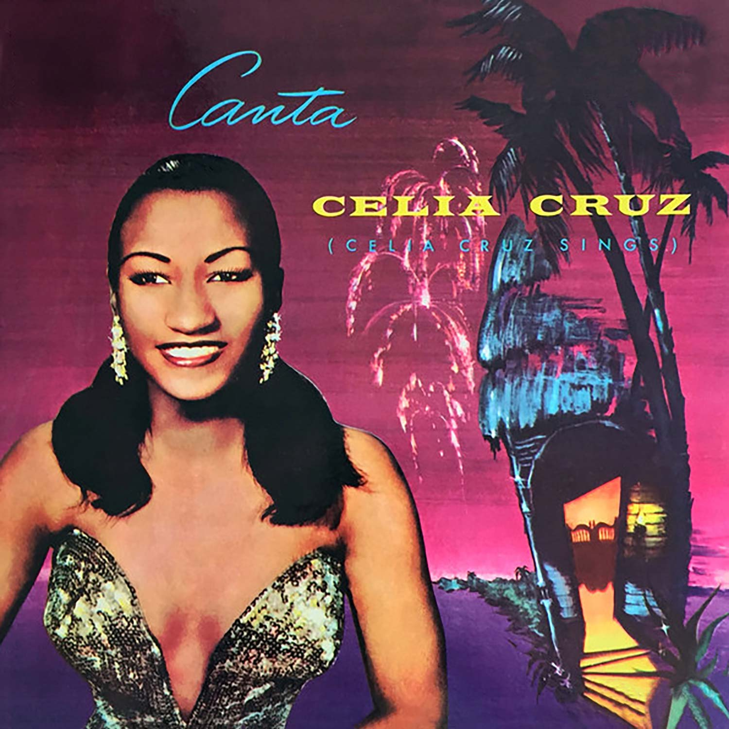 "Featured image for ""Celia Cruz, La Sonora Matancera – Canta Celia Cruz"""