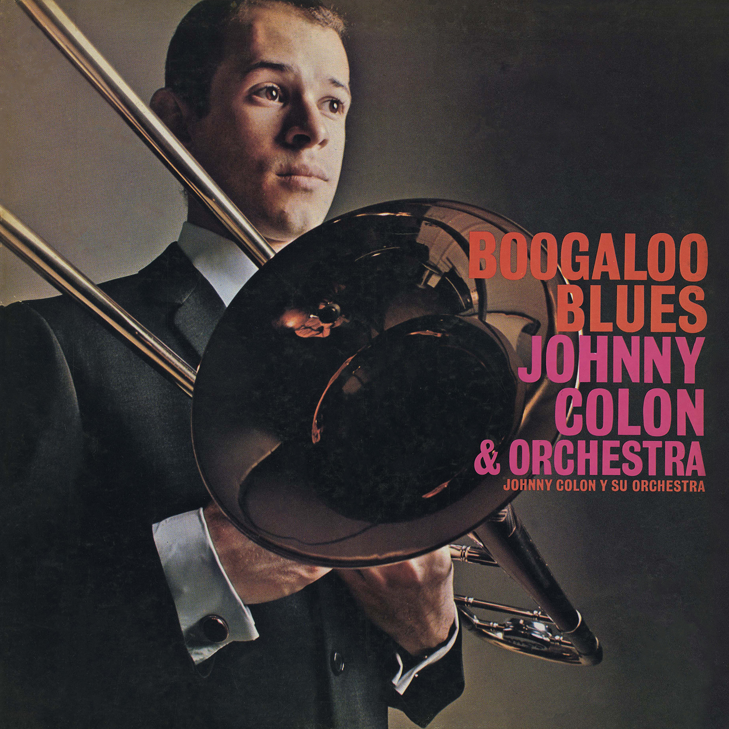 "Featured image for ""Johnny Colon & Orchestra –  Boogaloo Blues"""